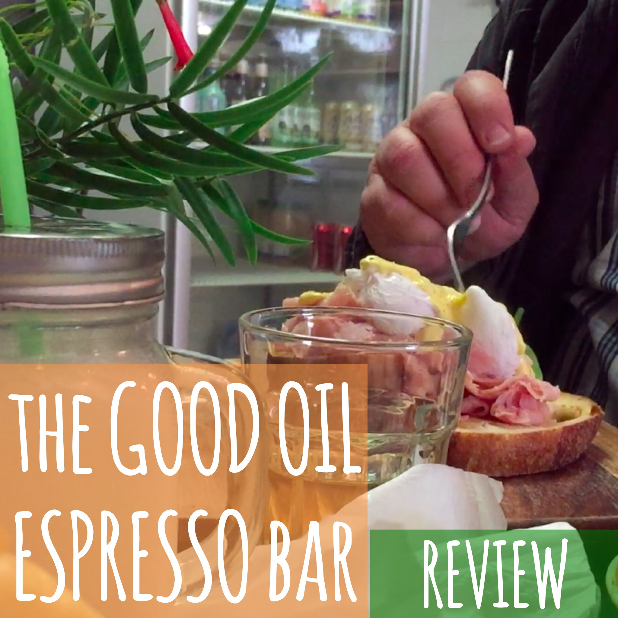 The Good Oil Espresso